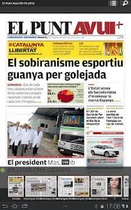 El Punt Avui - Com. Gironines screenshot 2