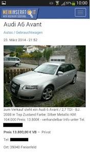 Gebrauchtautos Südtirol screenshot 4