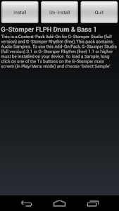 G-Stomper FLPH Drum & Bass 1 screenshot 0
