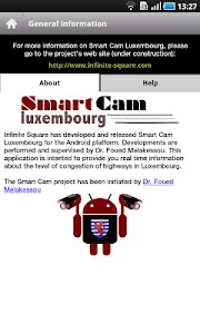 Smart Cam Luxembourg screenshot 1