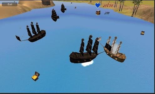 Pirates RB screenshot 2
