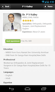 Anuvrat Clinic Appointments screenshot 0