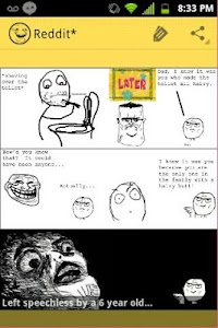 Rage Comic Reader / Viewer screenshot 2