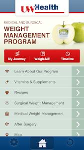 UW Health Bariatrics screenshot 0