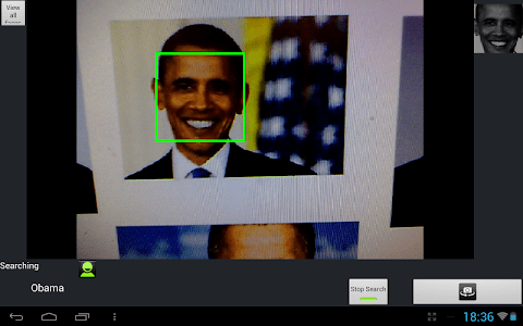 Face Recognition with OpenCV screenshot 0