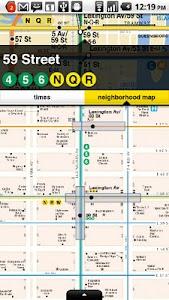 NYCMate (NYC Bus & Subway) screenshot 4