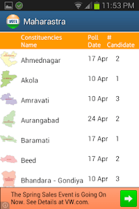 India Elections 2014 screenshot 4