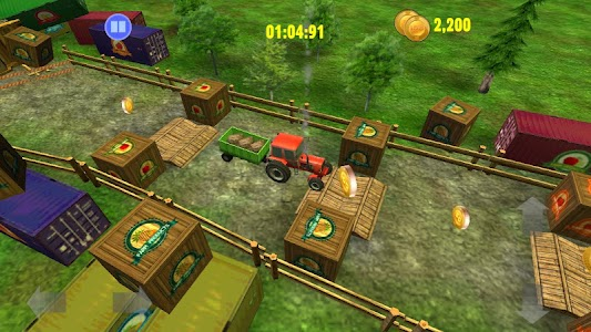 Tractor: Skills Competition GE screenshot 4