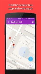 Bus Track: NYC screenshot 0