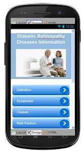 Diabetic Retinopathy Disease screenshot 0