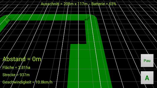 GPS Parallelfahrhilfe screenshot 9
