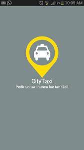 Taxistas de CityTaxi screenshot 1