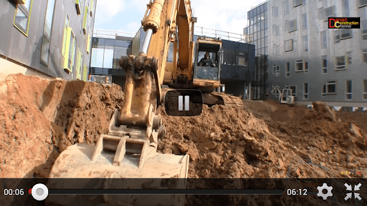 Earthmover Tube screenshot 1