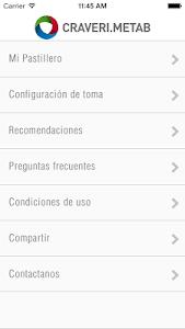 Craveri.Metab screenshot 11