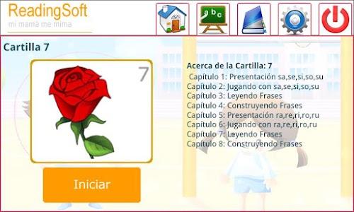 Learn to Read Spanish screenshot 3