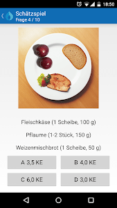 meinDiabetes, die Diabetes App screenshot 3
