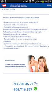 App Diseño de Sonrisas Clínica screenshot 3