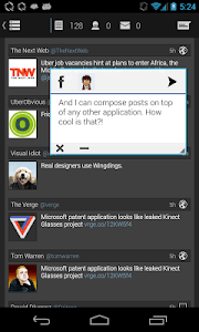 Quick Social (DEMO) screenshot 3