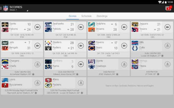 Football Games Today Nfl Scores | GamesWorld
