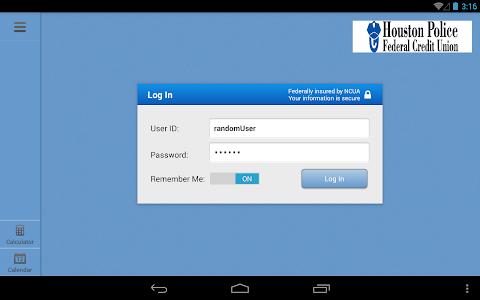HPFCU for Tablet screenshot 2