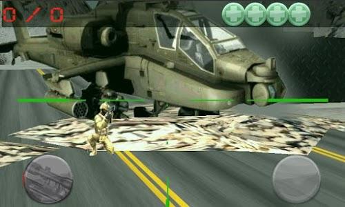 sniper command, airport war screenshot 2