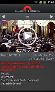 Canal Parlament screenshot 0