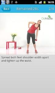 Ladies' Waist Workout screenshot 5
