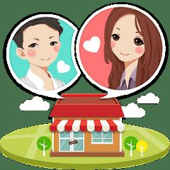 단거리연애-채팅 소개팅 랜덤채팅 만남 미팅 채팅어플 android