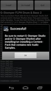 G-Stomper FLPH Drum & Bass 2 screenshot 1
