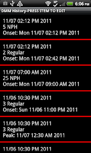 Diabetic Insulin LogAlert Paid screenshot 5