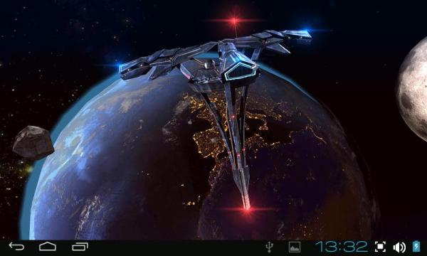Real Space 3D Free lwp - Android Apps on Google Play