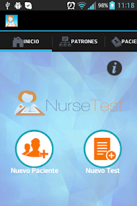 NurseTest Lite screenshot 0