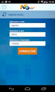 Nota Fiscal Gaúcha - NFG Móvel screenshot 3