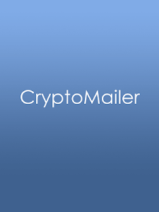 CryptoMailer screenshot 11