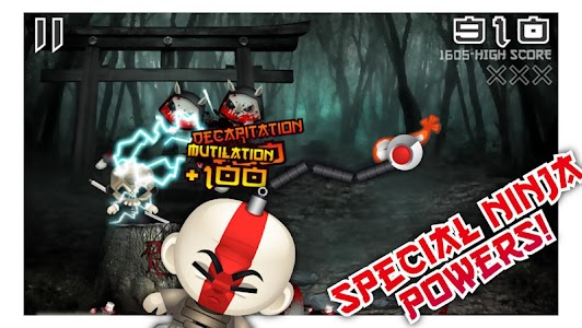 Pocket Ninjas screenshot 13