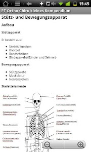 Physiokompendium PT OrthoChiru screenshot 0