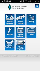 IBMSECU Mobile Banking screenshot 0