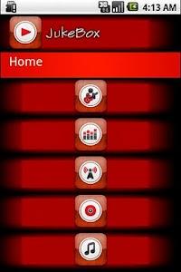 JukeBox screenshot 0