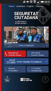 Citizen Security-Esplugues screenshot 0