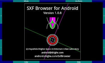 SXF Browser for Android - screenshot thumbnail 03