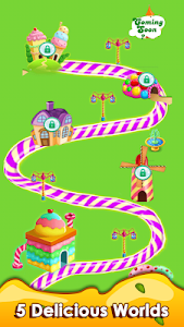 Candy legend screenshot 1