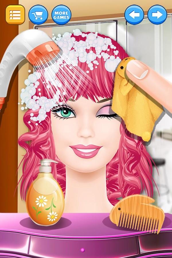 Barbie Games To Play Hair Cut