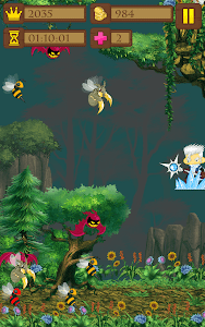 Jungle Swarm screenshot 7