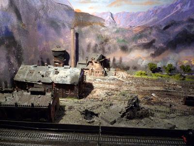 Bombardement op station II