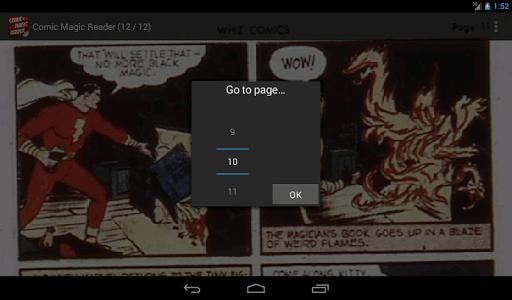 Comic Magic Reader screenshot 13