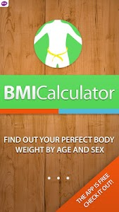 BMI Calculator: weight loss screenshot 0