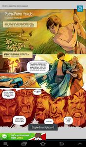 Komik:Alkitab Jilild 1 screenshot 3