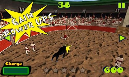 Bull Runner Free screenshot 3