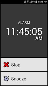BIG Alarm screenshot 2
