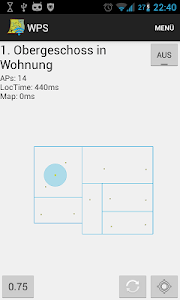 WPS - Wifi Positioning System screenshot 0